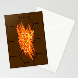 TMNT Rock: Mikey Stationery Cards