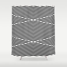 5050 No.6 Shower Curtain