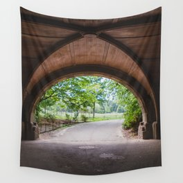 Meadowport Arch Prospect Park Wall Tapestry