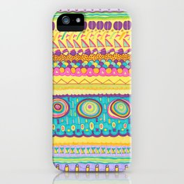 Cool Pattern  iPhone Case