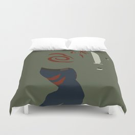 Drax the Destroyer Duvet Cover