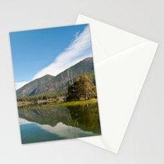 Peaceful Lake Stationery Cards