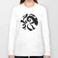octopus Long Sleeve T-shirts featuring Octopus by S.Y.Hong