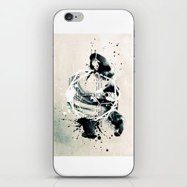 A day different than usual. iPhone Skin