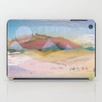 switzerland iPad Cases featuring Egypt and Switzerland I by Moira Parton