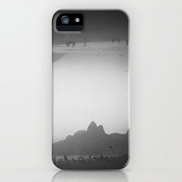 Sunset Over Ipanema iPhone Case
