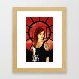 Urban Saints #1 Framed Art Print