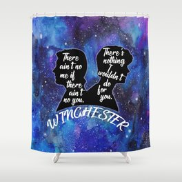 Winchester Brothers Shower Curtain