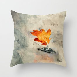 Welcome the New Year Throw Pillow