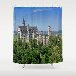 Neuschwanstein_20171101_by_JAMFoto Shower Curtain