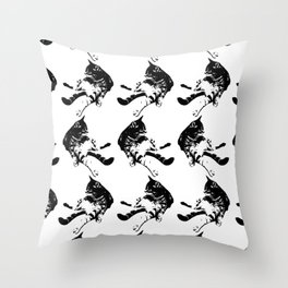 Was This Your Spot? Throw Pillow