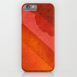Volcanic Rock iPhone Case