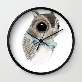 Mister Hoot Wall Clock