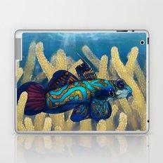 Mandarinfish Laptop & iPad Skin