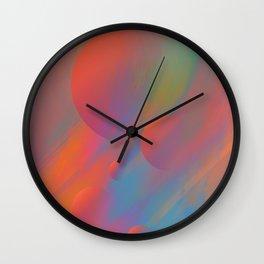 FRESHNESS OF SPRING Wall Clock