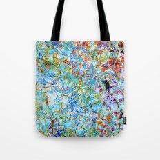 multifloral Tote Bag