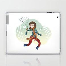 MY LITTLE FRIEND Laptop & iPad Skin