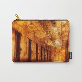 Infernal Prison Corridor Carry-All Pouch