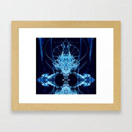Memories of Atlantis Framed Art Print