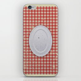 Zero food iPhone Skin