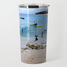 Kayak Aruba Photography Travel Mug