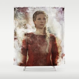 Do You Not Believe In Fate Shower Curtain