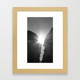 Montgomery Light 2011 Framed Art Print