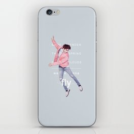 Yugyeom GOT7 Fly / Departure iPhone Skin