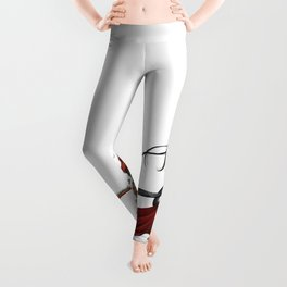 Chinese dragon pure Leggings