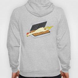 Rubber Chicken & Waffles Hoody