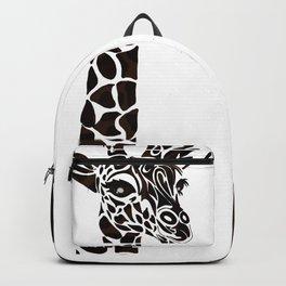 giraffe <3 Backpack