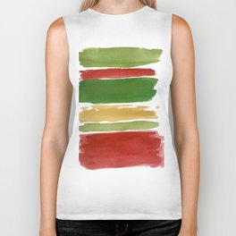Christmas Colour Palette Biker Tank