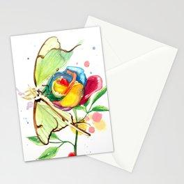 Luna Rose Stationery Cards