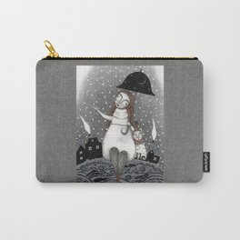Under the Crescent Moon Carry-All Pouch