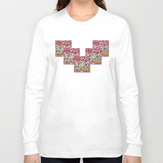 Interlinking possibilities... Long Sleeve T-shirt