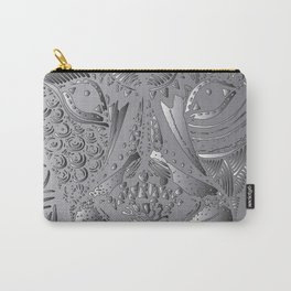 Grey Lion Carry-All Pouch