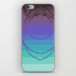 Psychedelica Chroma XXV iPhone Skin