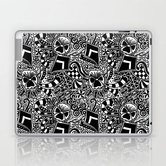Theta Print Laptop & iPad Skin