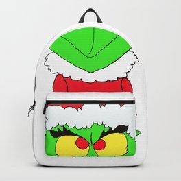 Christmas grump Backpack