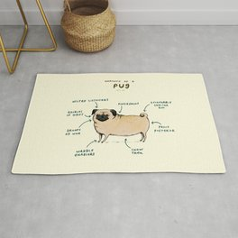 Anatomy of a Pug Rug