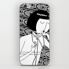 Eloise was fascinated by the surrealist movement and talked of nothing else iPhone & iPod Skin