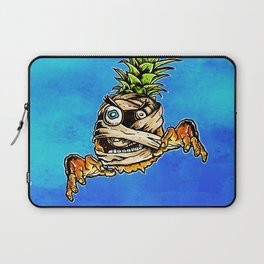Mummified Pineapple Monster Laptop Sleeve