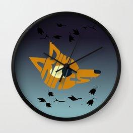 Gregg - NITW Wall Clock