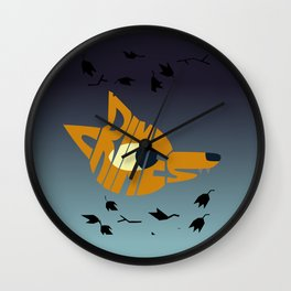 Gregg - NITW Wall Clock