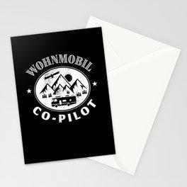Wohnmobil Co-Pilot | Geschenk für Frau Stationery Cards