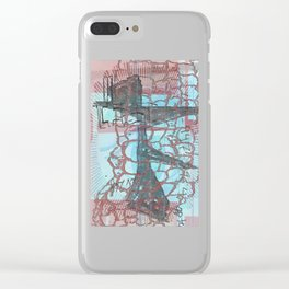 Traps And Other Devices, One Clear iPhone Case