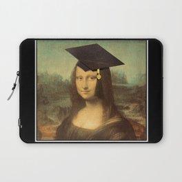 Mona Lisa Graduate Laptop Sleeve