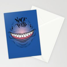 Nice Teeth Stationery Cards