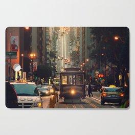Cable car - San Francisco, CA Cutting Board