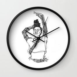 We all matter Wall Clock